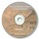 Highlights of Desert Science CD Cover